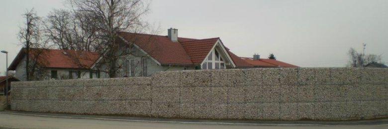 Sichtschutz und Lärmschutz für Ihr Zuhause